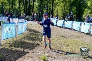 Grand Teton Half Marathon & 5K: Finish Line2 8:50-9:25am