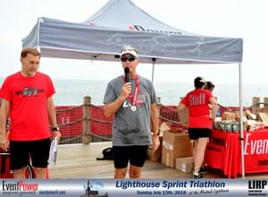 Montauk Lighthouse Triathlon: Awards & Raffles